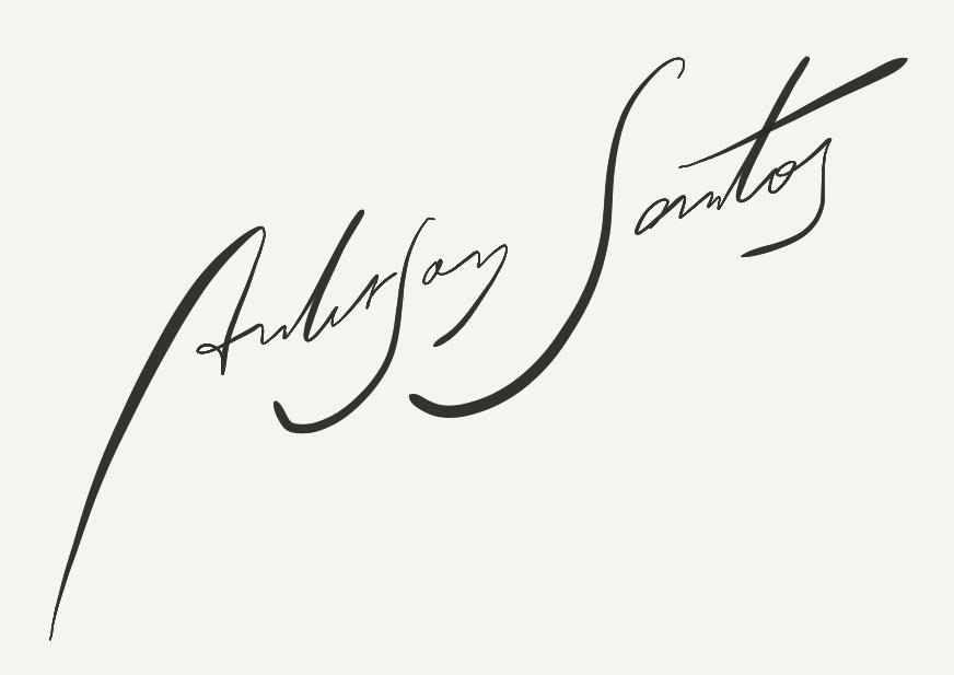 anderson santos Signature
