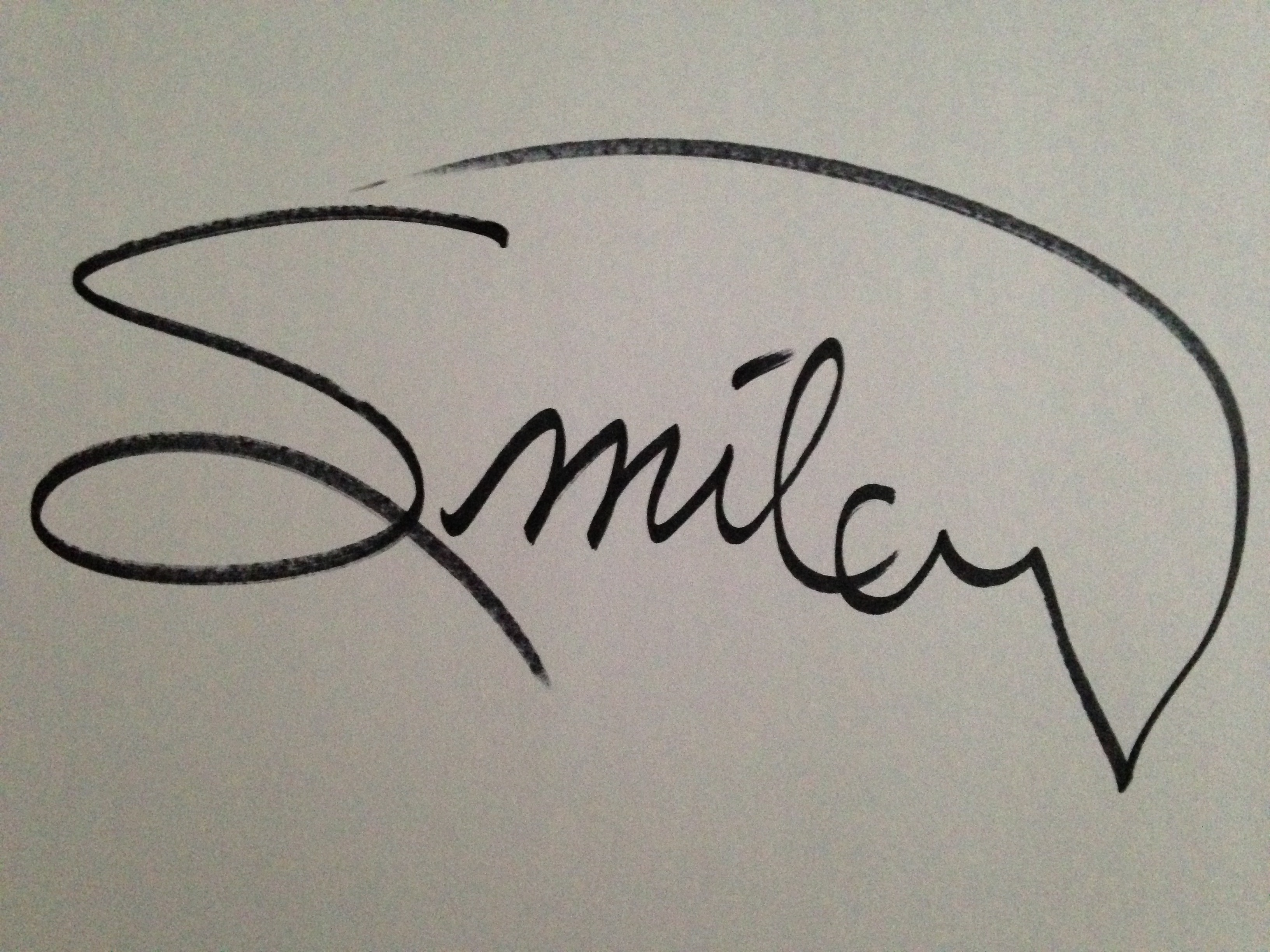 Scott Smiley Signature