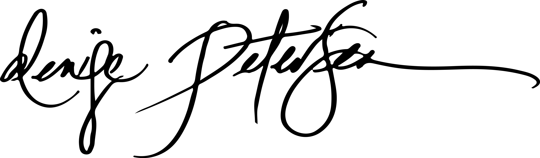 denise petersen-collins Signature