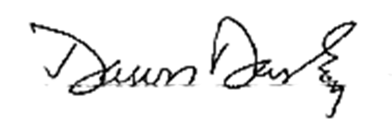 Dawn daisley Signature
