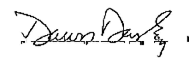 Dawn daisley Signature