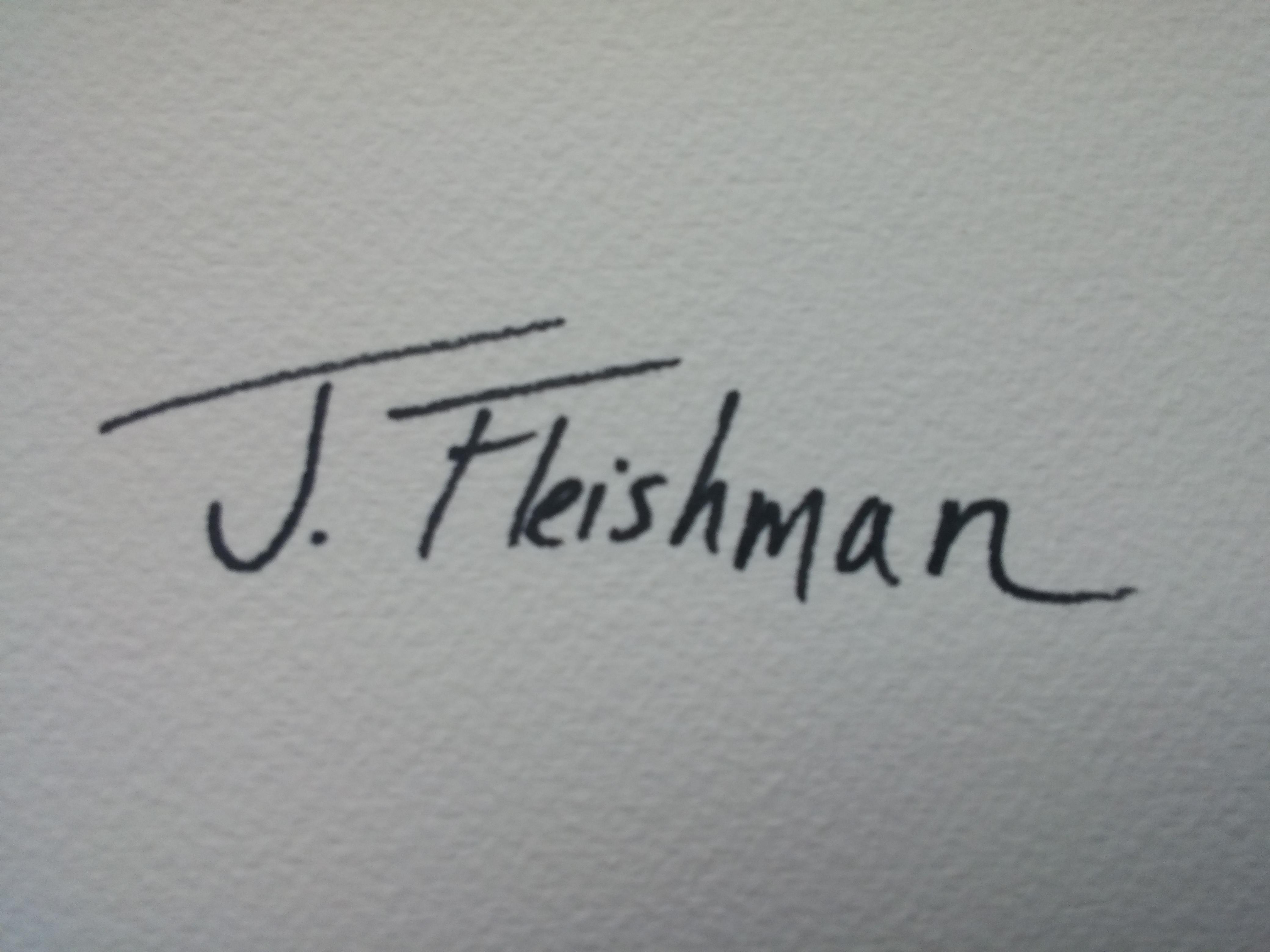 Jo-Ann Fleishman Signature