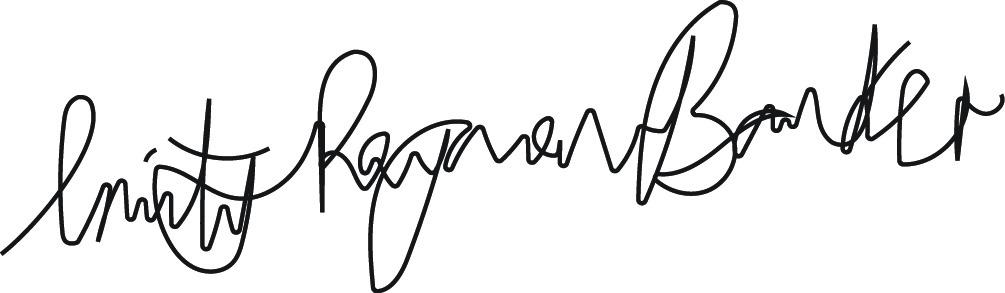 Amity Raymen-Barker Signature
