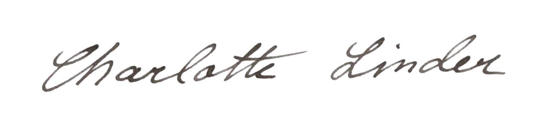 Charlotte Linder Signature