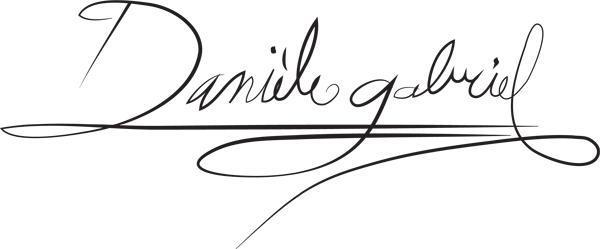 Daniele Gabriel Signature