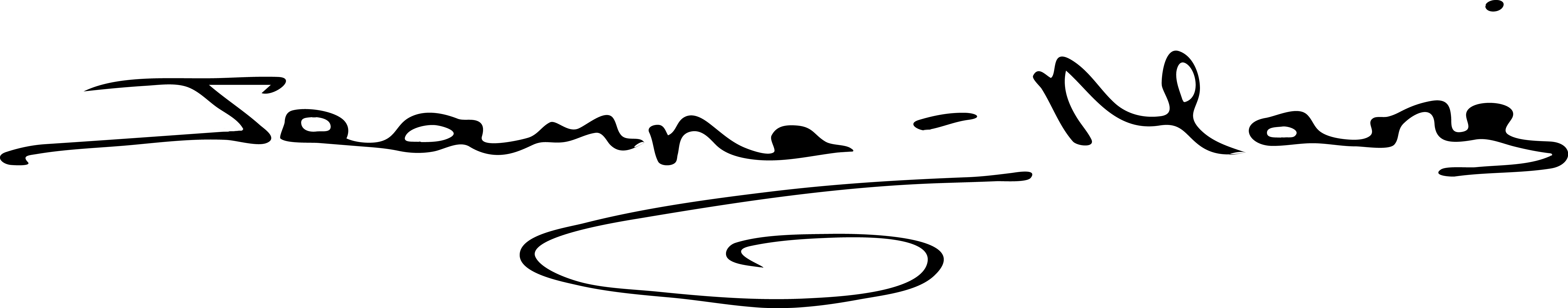 Jeanne-Marie Willems-Oliver Signature