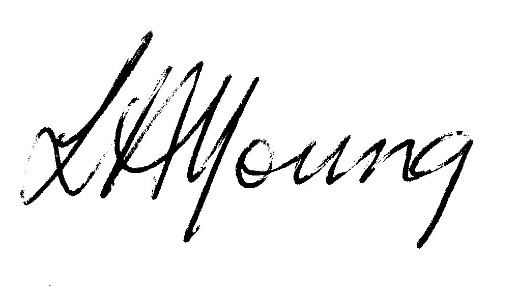Lynda Young Signature