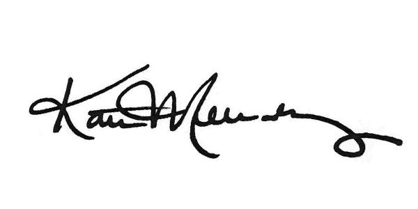 Kate Melendez Signature
