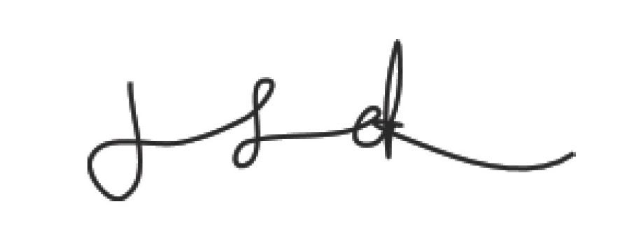Jana L Bussanich Signature