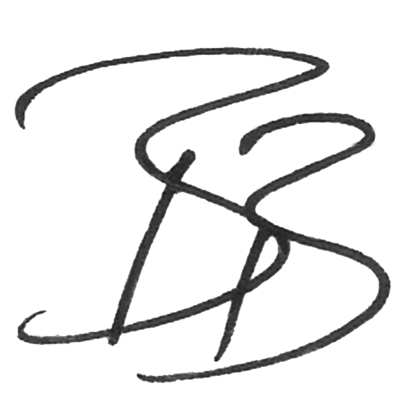 Bobby Baker Signature