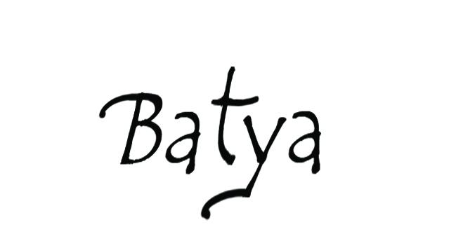 Batya Kuncman Signature