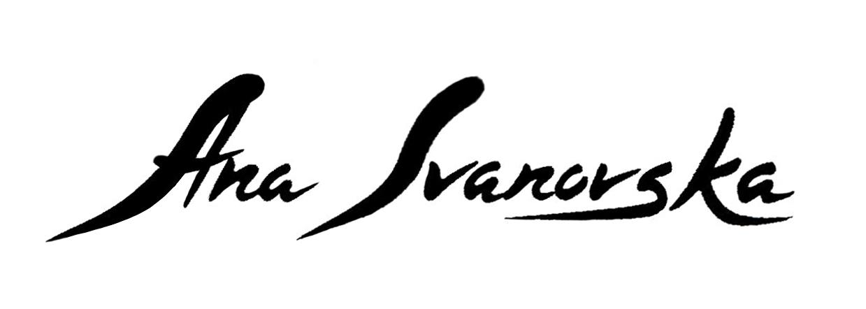Ana Ivanovska Signature