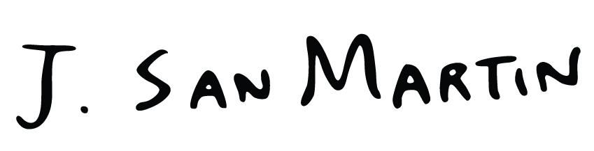 Jenny san martin Signature