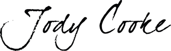 Jody cooke Signature