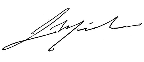 Jordan Minardi Signature