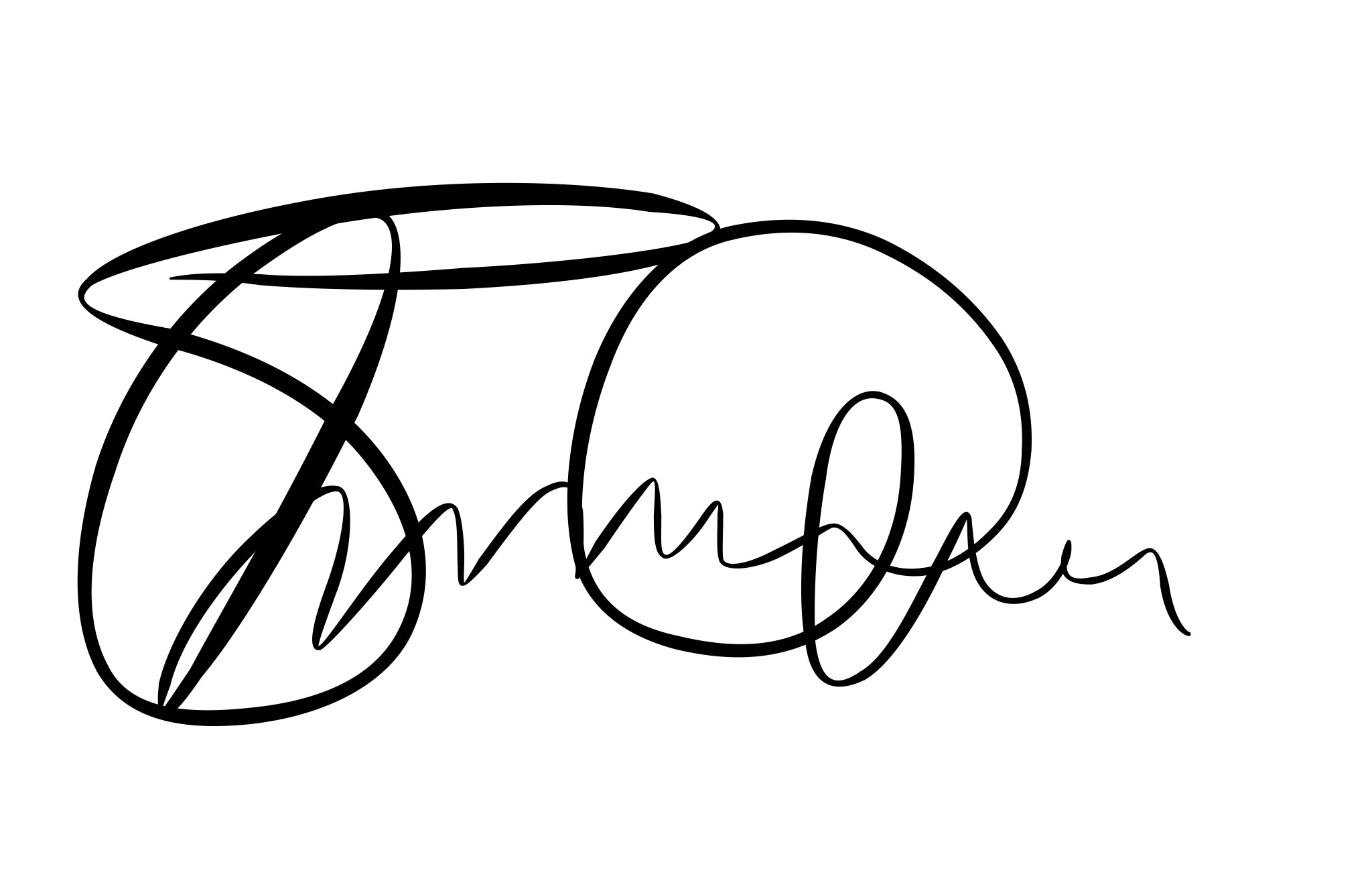 Shawn Owen Signature