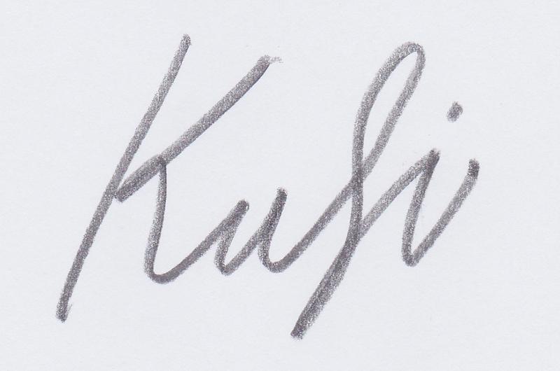 nedim kufi Signature