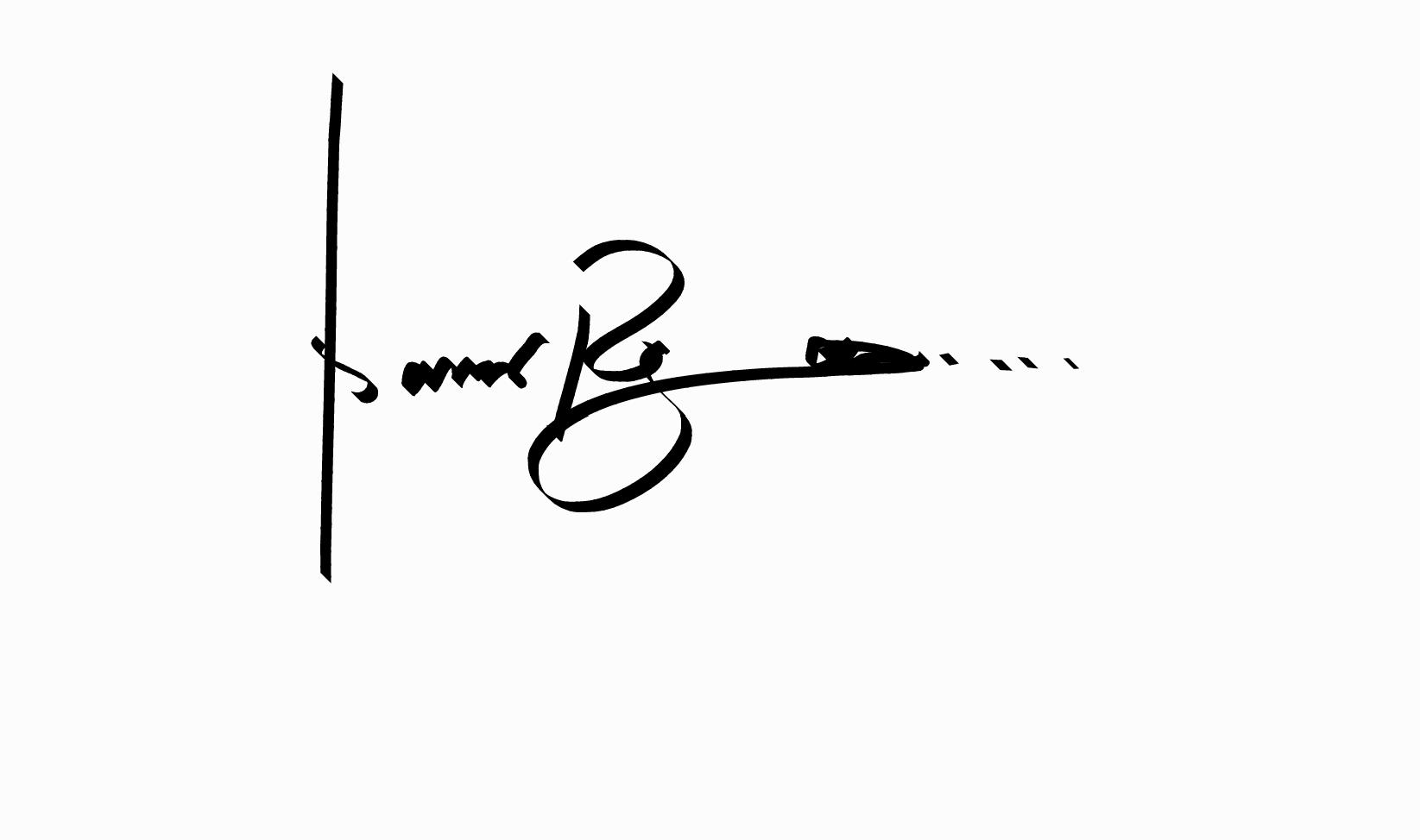 isamar RG Signature