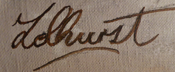 Simon Tolhurst Signature