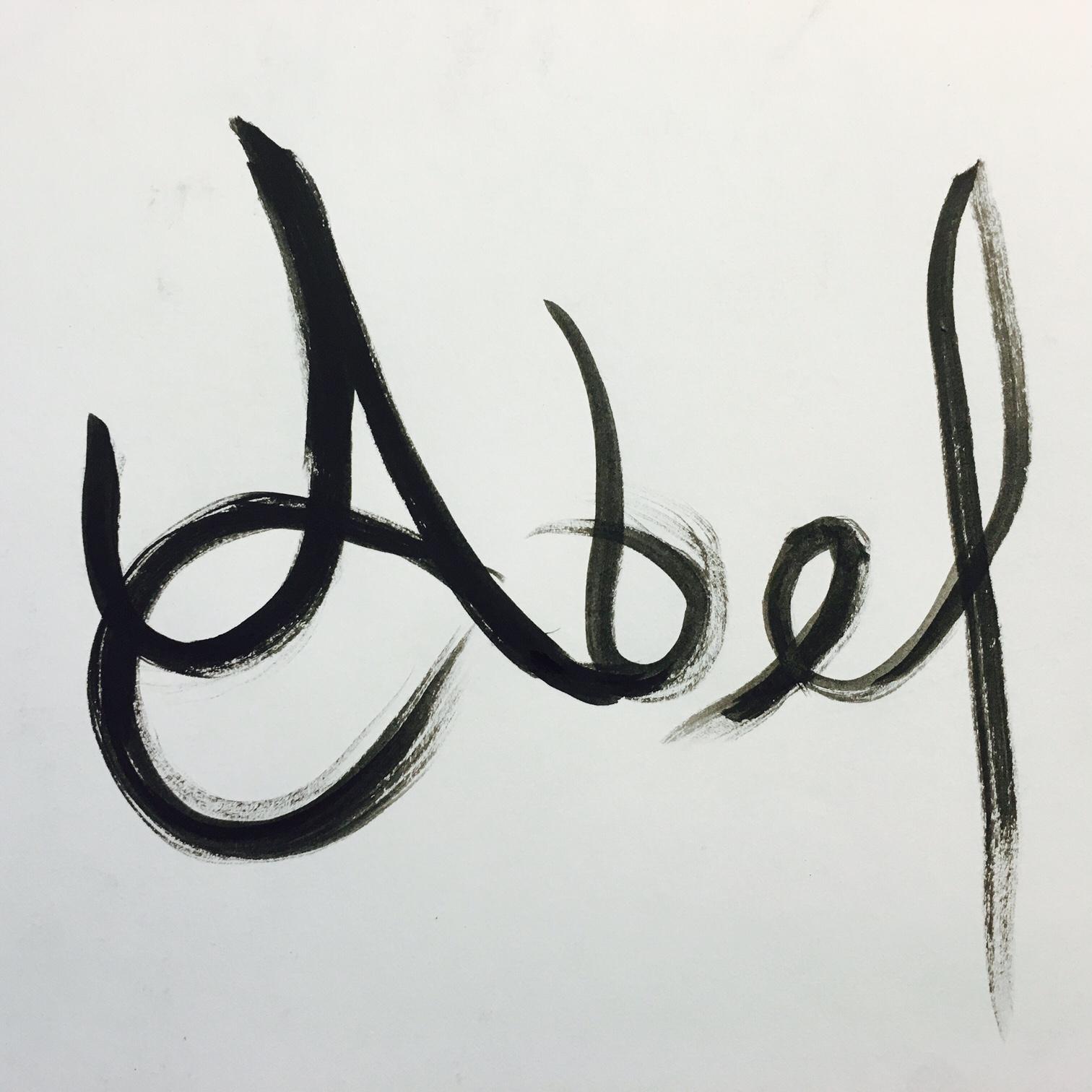 Abel Ortiz Signature