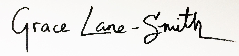GRACE LANE SMITH Signature