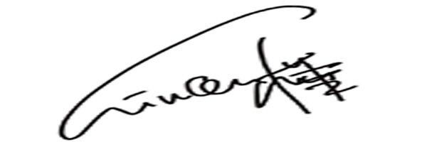 Vincent loh Signature