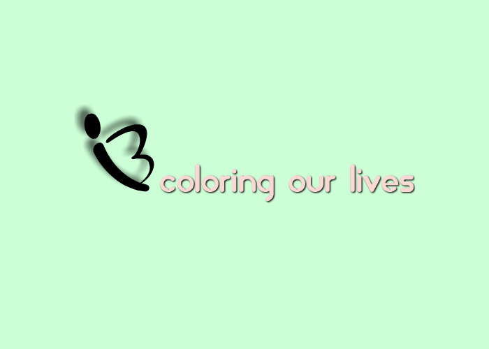Coloring our lives Signature
