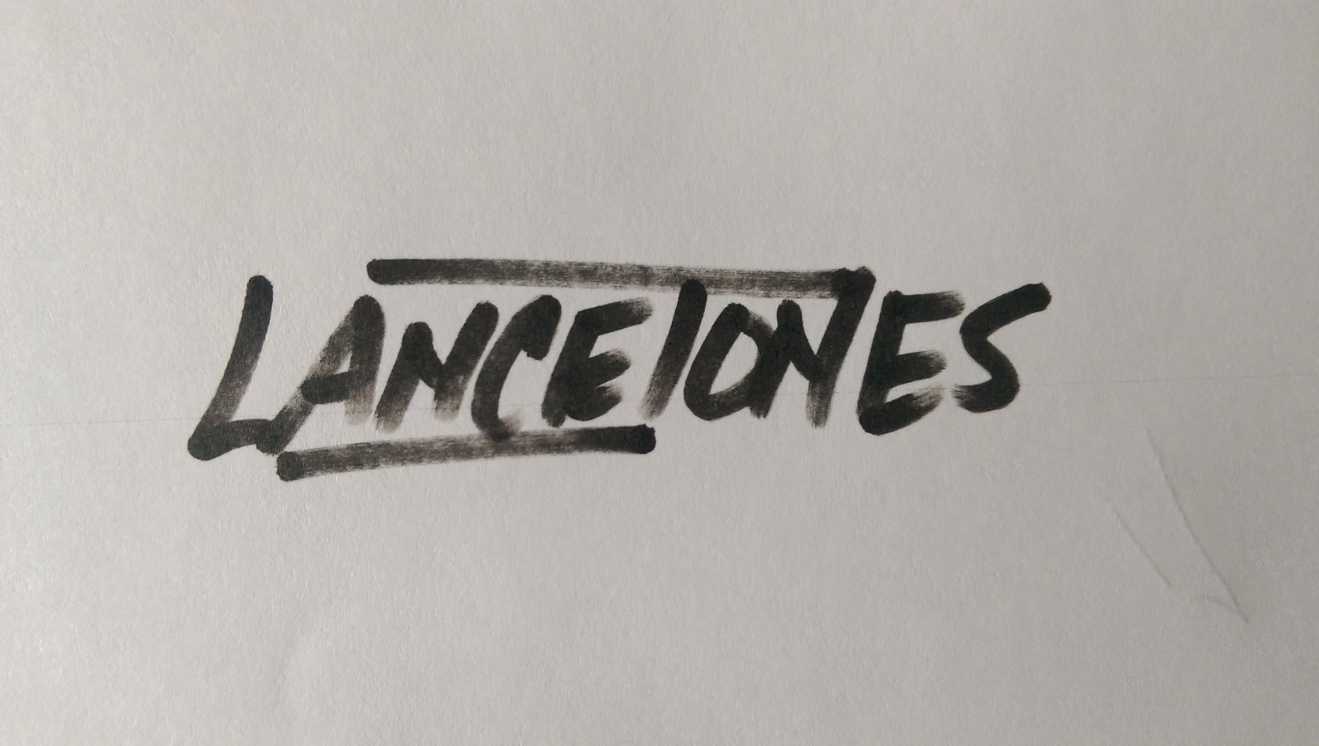 Lance Jones Signature