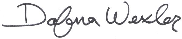 Dafna Wexler Signature