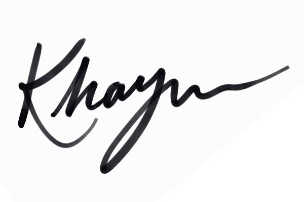 Tashlima Khayer Signature