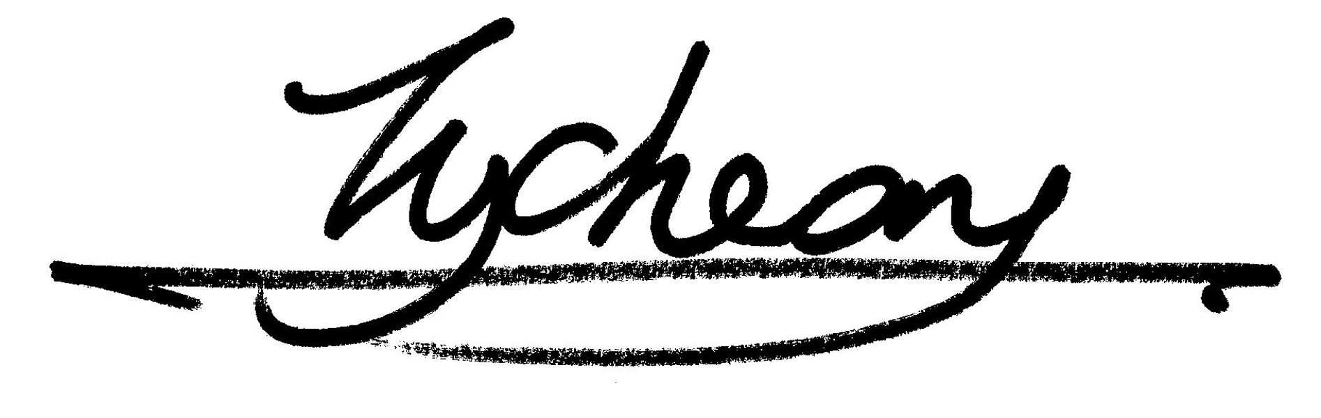 Tuckwai Cheong Signature