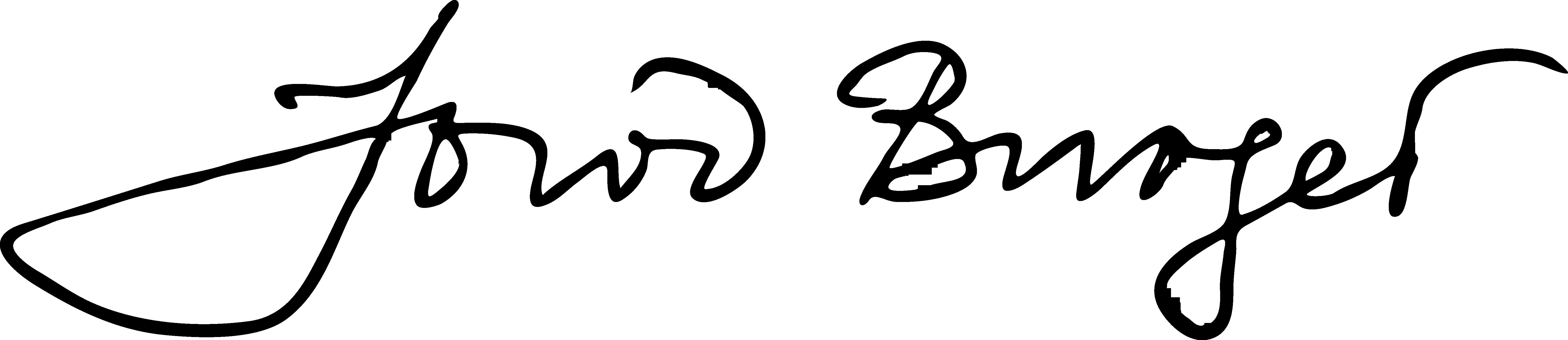 Jowi Burger Signature