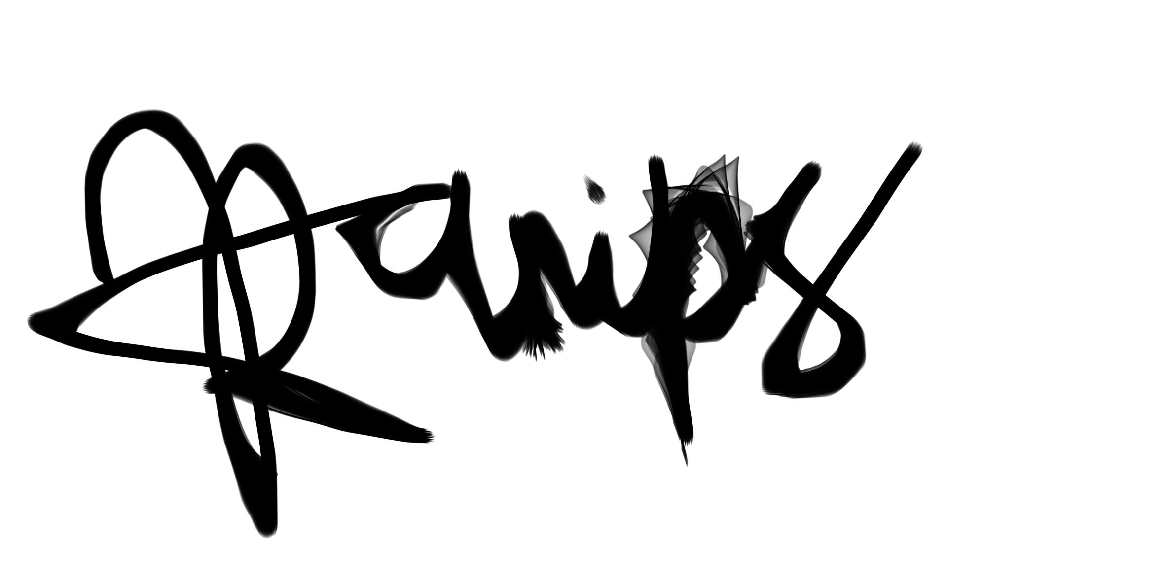 Rani Puspita Signature