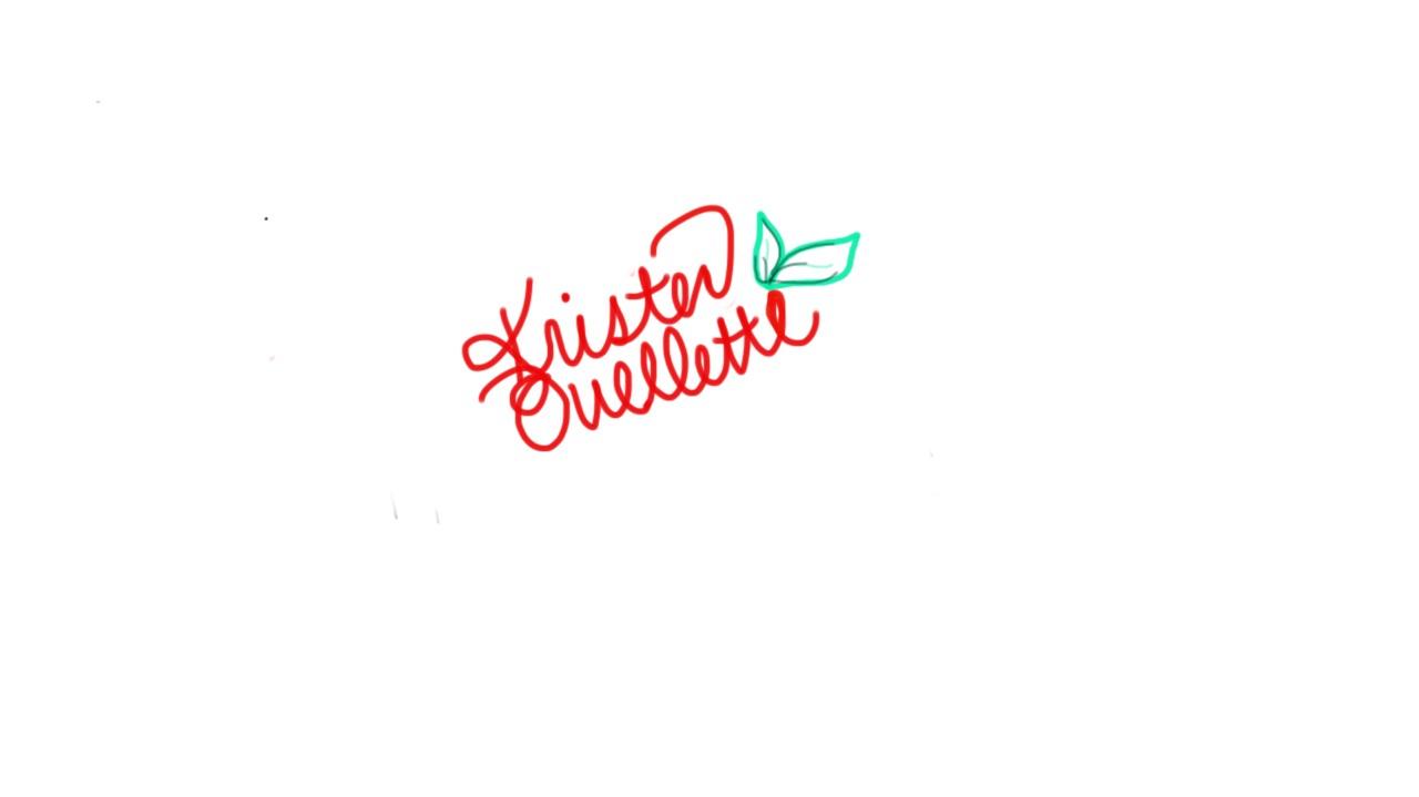 Kristen Ouellette Signature