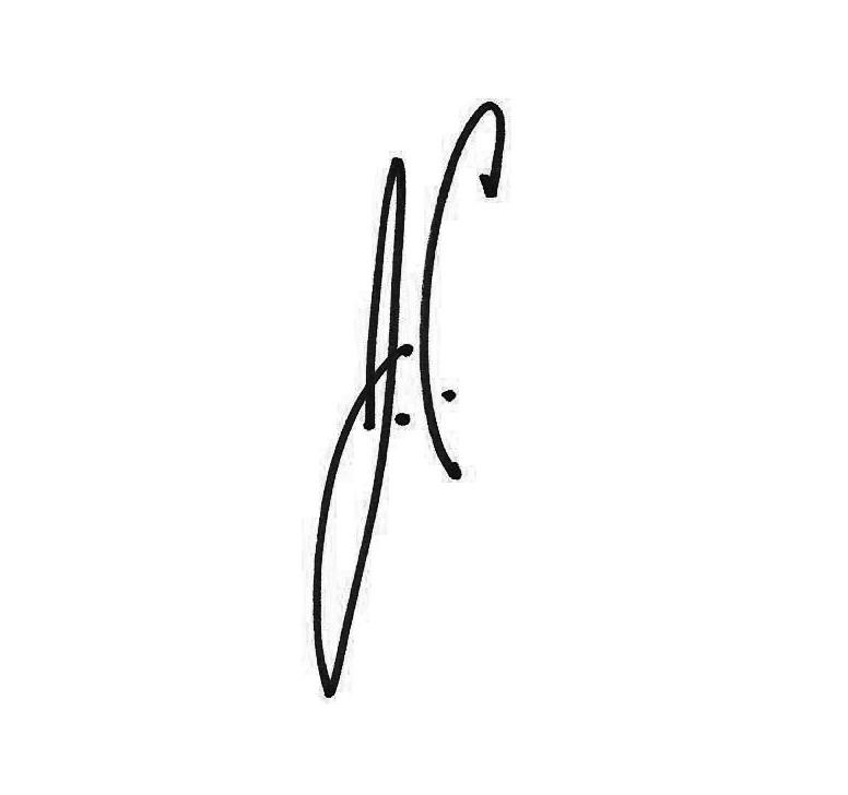 Jean-Claude Quintyne Signature