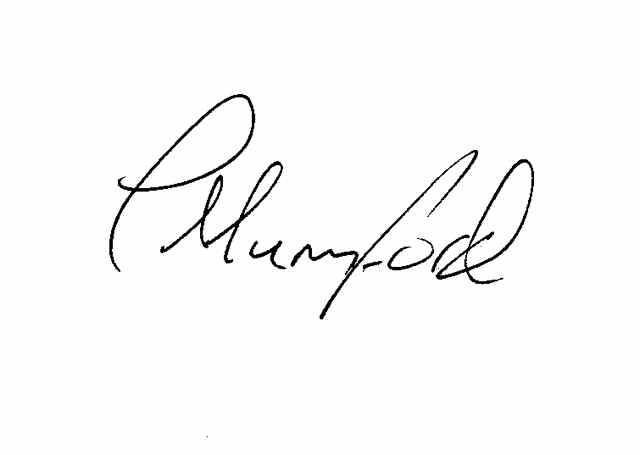 paul mumford Signature