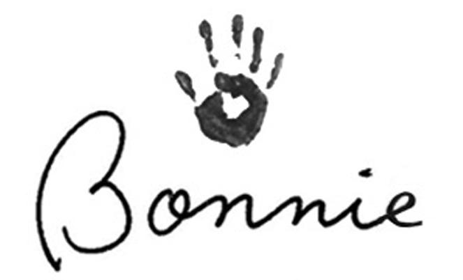 Bonnie Lanzillotta Signature