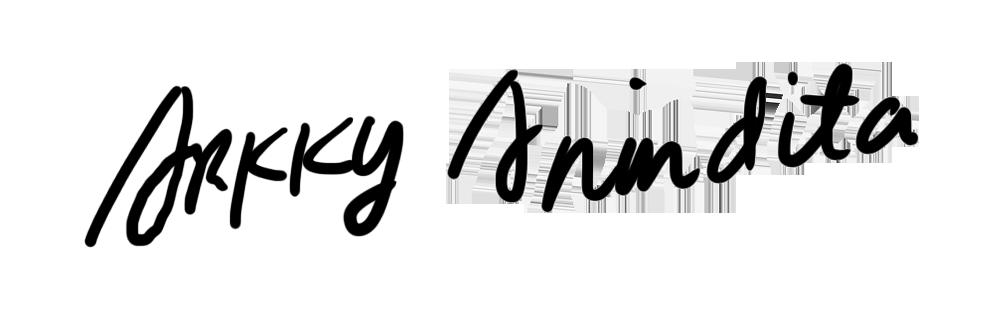 Arkky Anindita Punarbhawa Signature