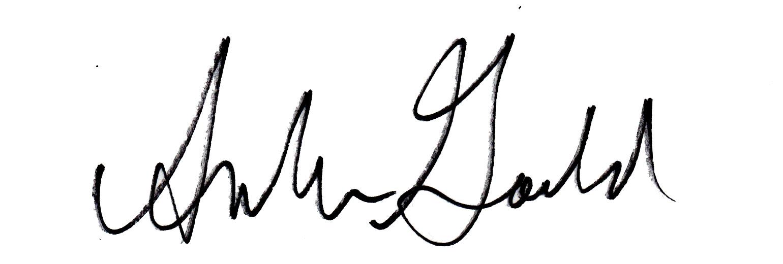 Amber Gould Signature