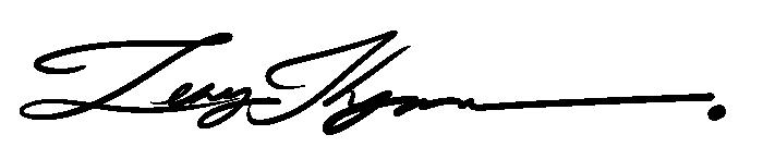 Lenny Thynn Signature