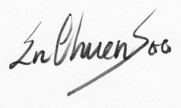 EnChuen Soo Signature