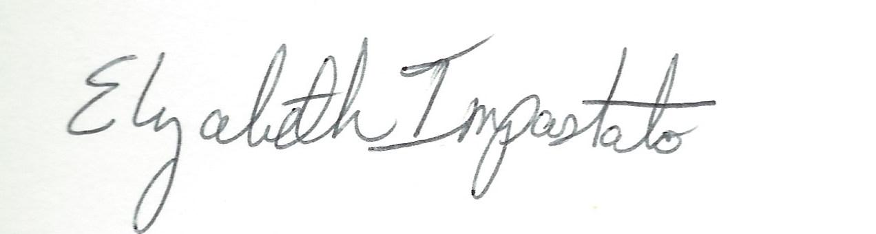 Elizabeth Impastato Signature