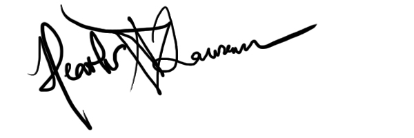 Heather Laurence Signature