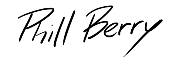 Phill Berry Signature