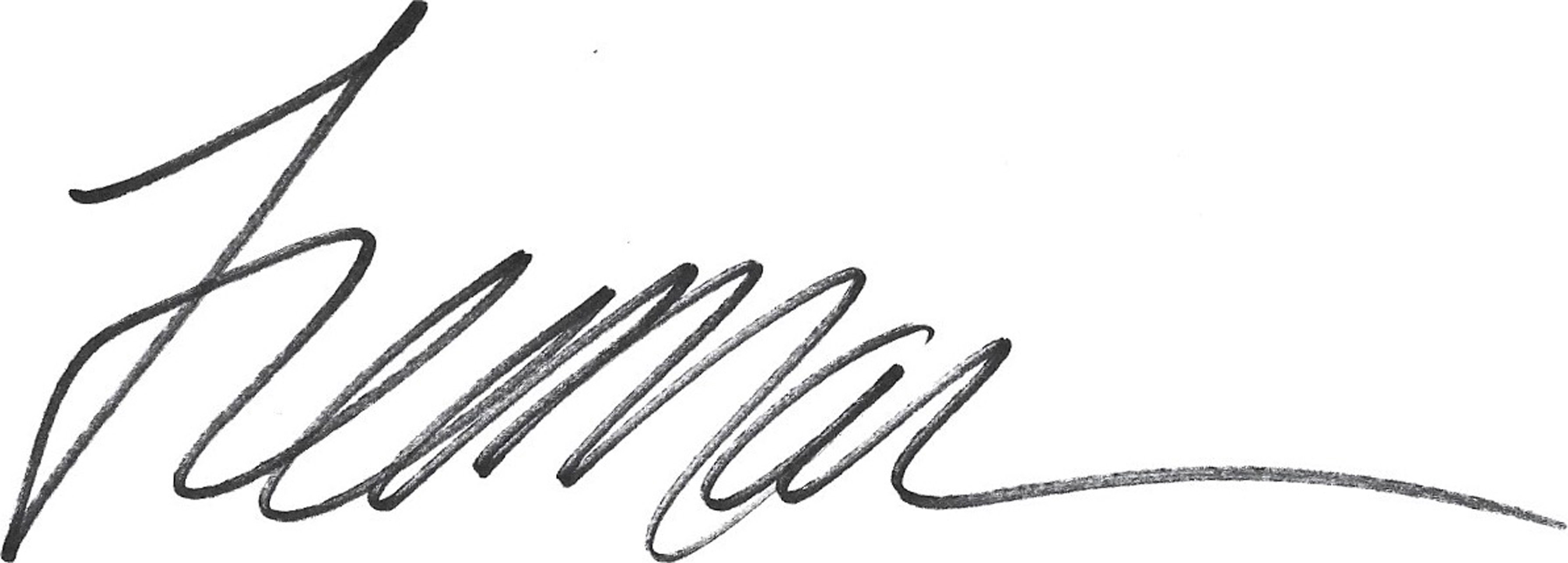 Janice Freeman Signature