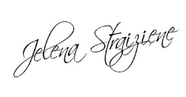 Jelena Straiziene Signature