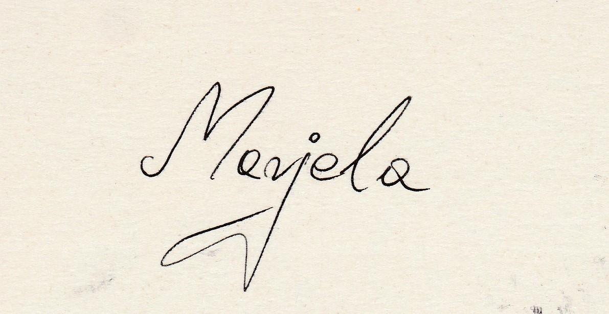 Marjela Flow Signature