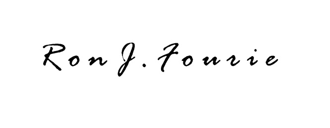 Ron J. Fourie Signature
