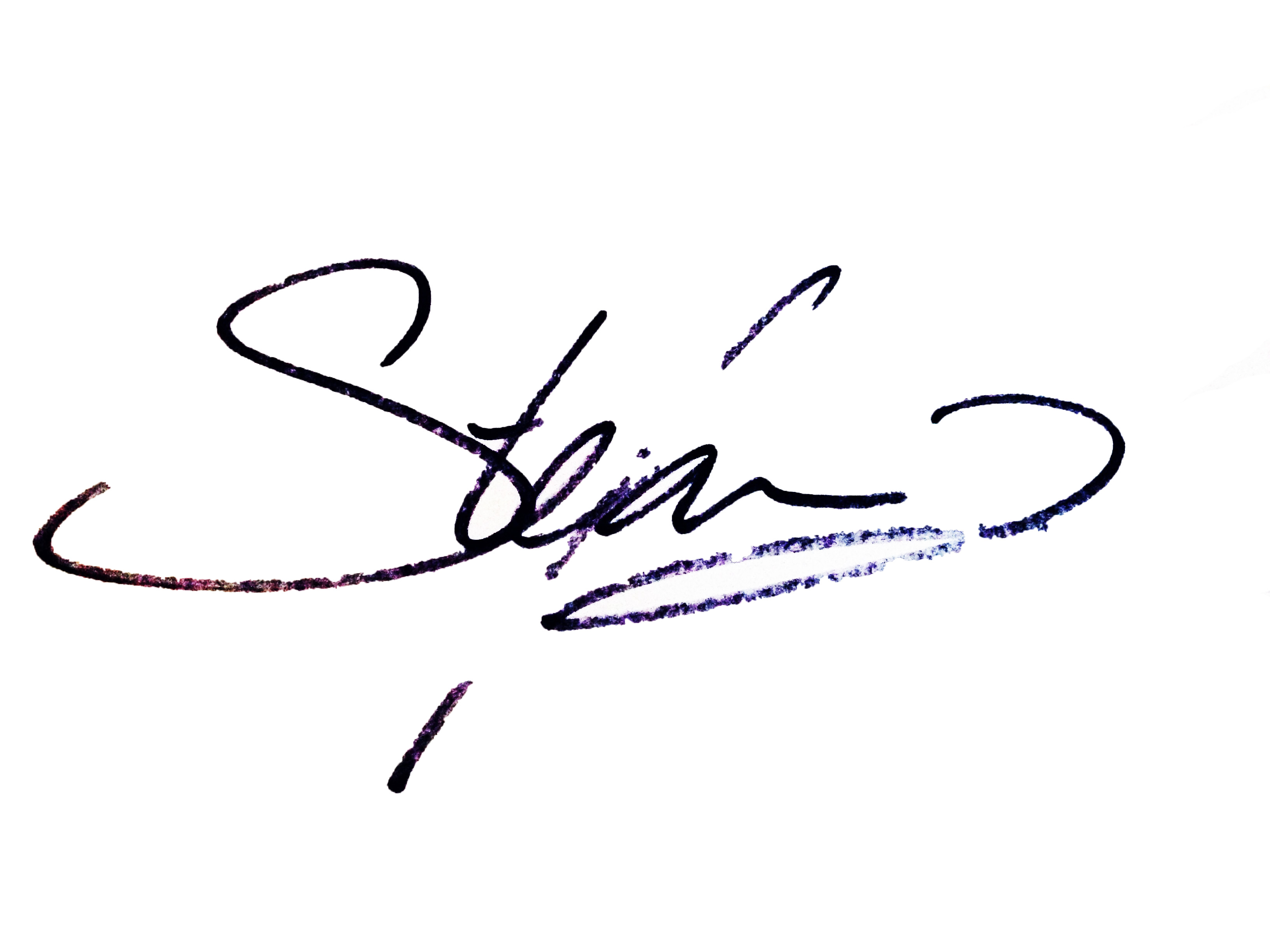 Stefani Jankulovski Signature