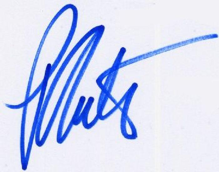 Paul Antonescu Signature